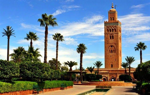 Viaje e Viva!: Marrakesh