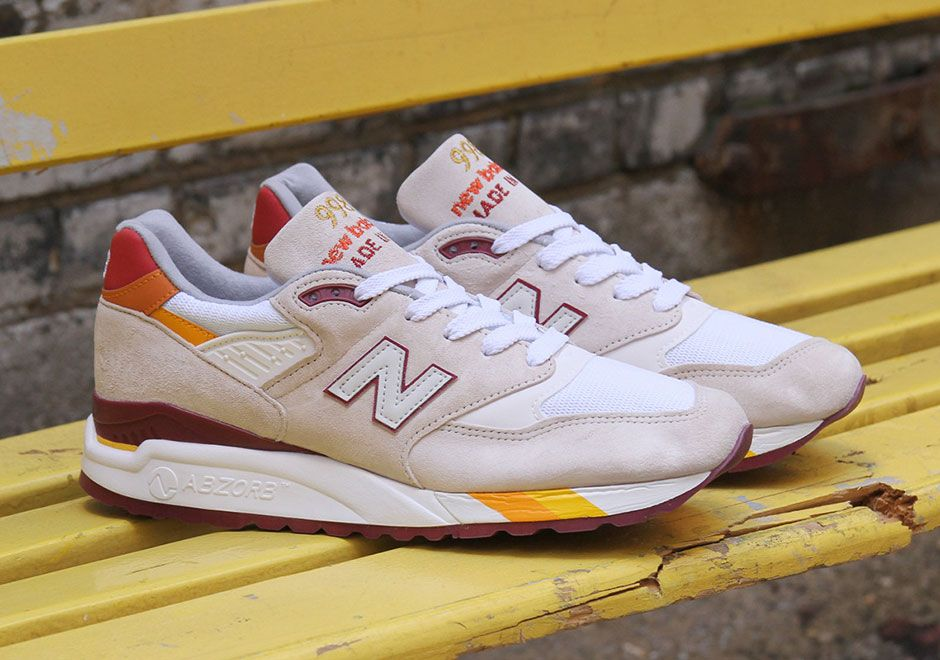 hot sale online cdd77 873be New Balance 998 Curry M998CST | Shoes | New balance 998, New ...