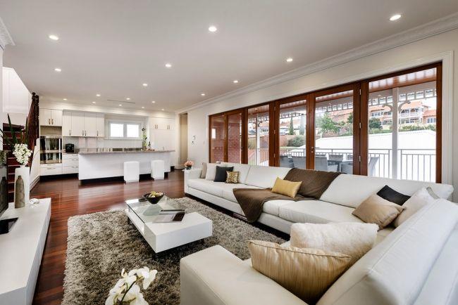 Gemütlichkeit zu Hause schaffen – Ein weicher Teppich zum Wohlfühlen ...