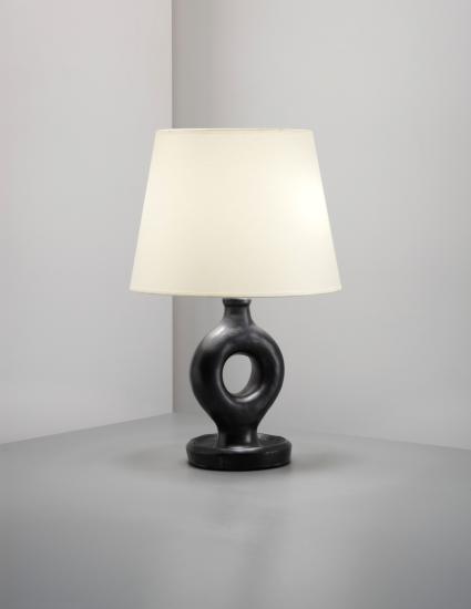 PHILLIPS : UK050213, Georges Jouve, Table lamp | Lumière de