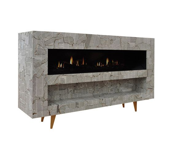 Vintage by GlammFire | Ventless fires