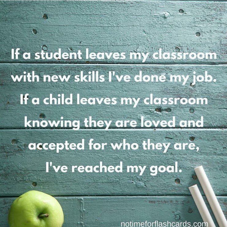 "TeachersForTeachers on Instagram: ""Love this quote!! #tag a teacher and share!!"""