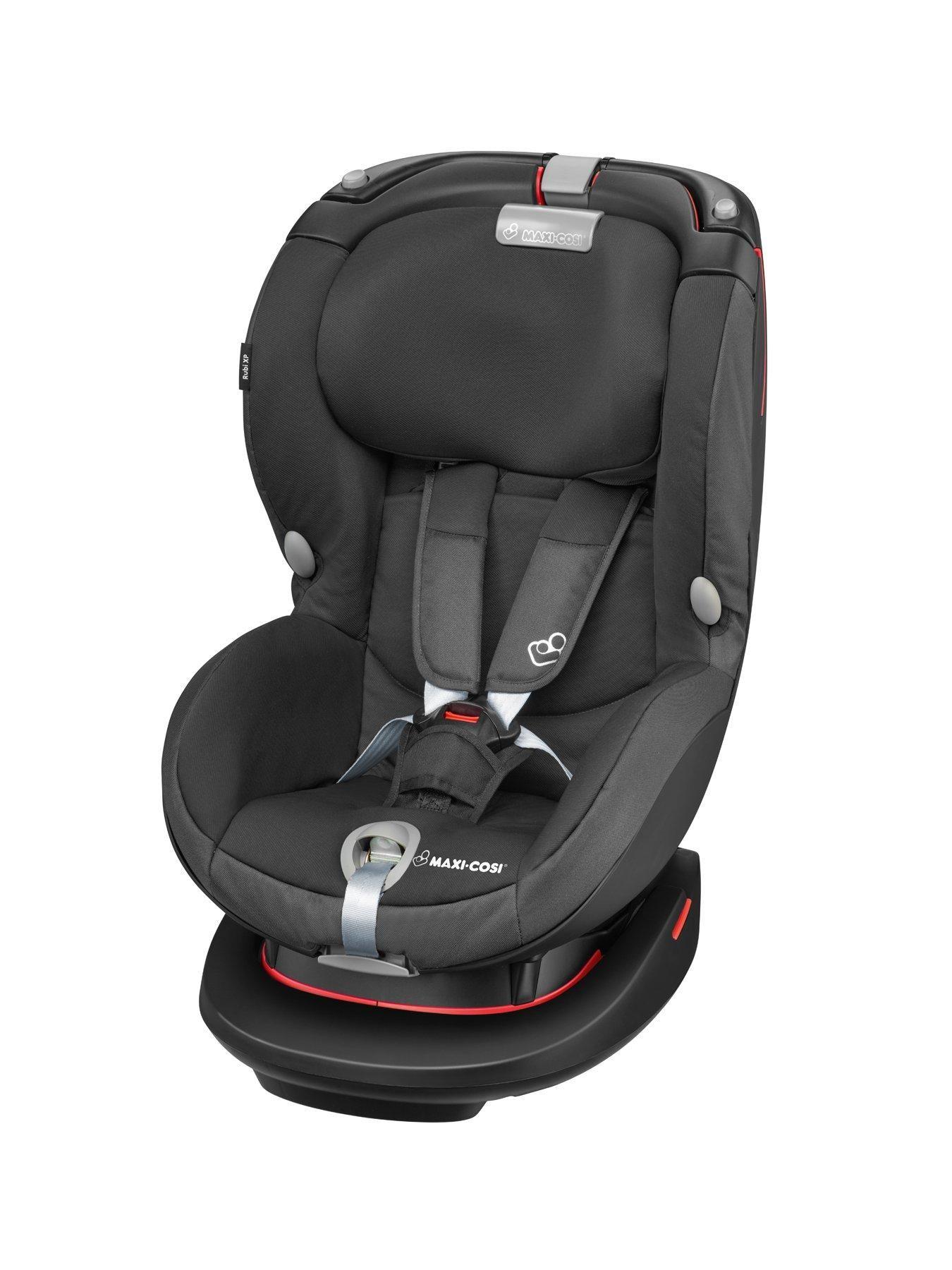Maxi Cosi Maxi Cosi Rubi Xp Car Seat Group 1 Night Black Night Black In 2020 Car Seats Baby Car Seats John Lewis Baby