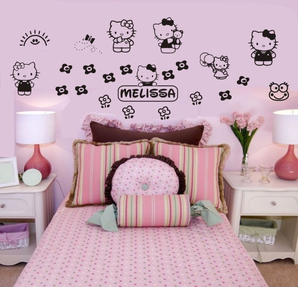 Hello kitty bedroom ideas, decor, design, spaces, fun, house, life