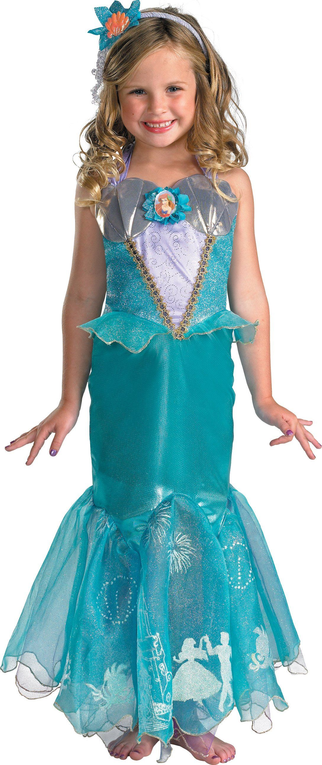 halloween disney costumes disney characters httpwwwplanetgoldilockscom - Mermaid Halloween Costume For Kids