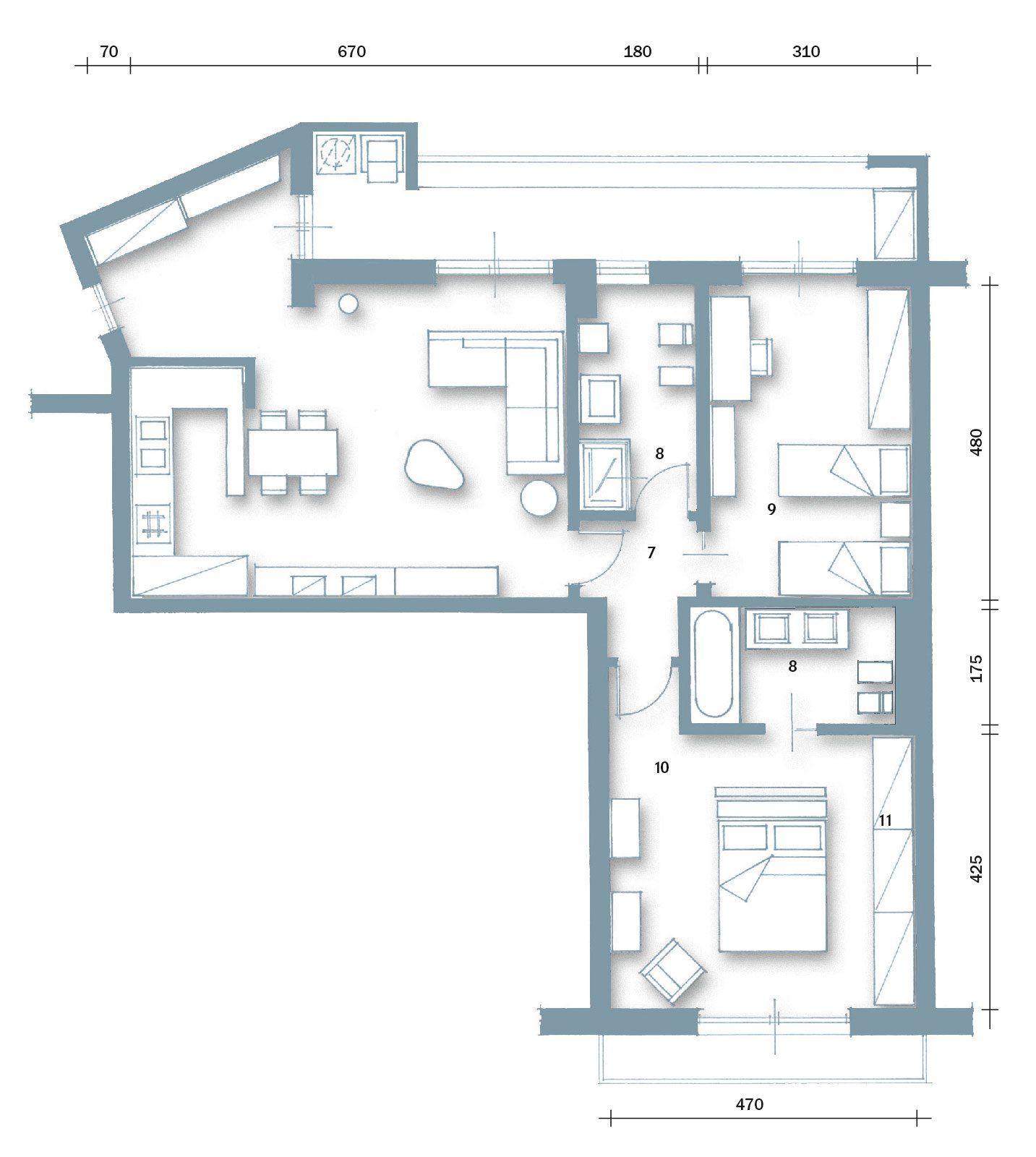 Informazione: Progetto Casa 85 Mq