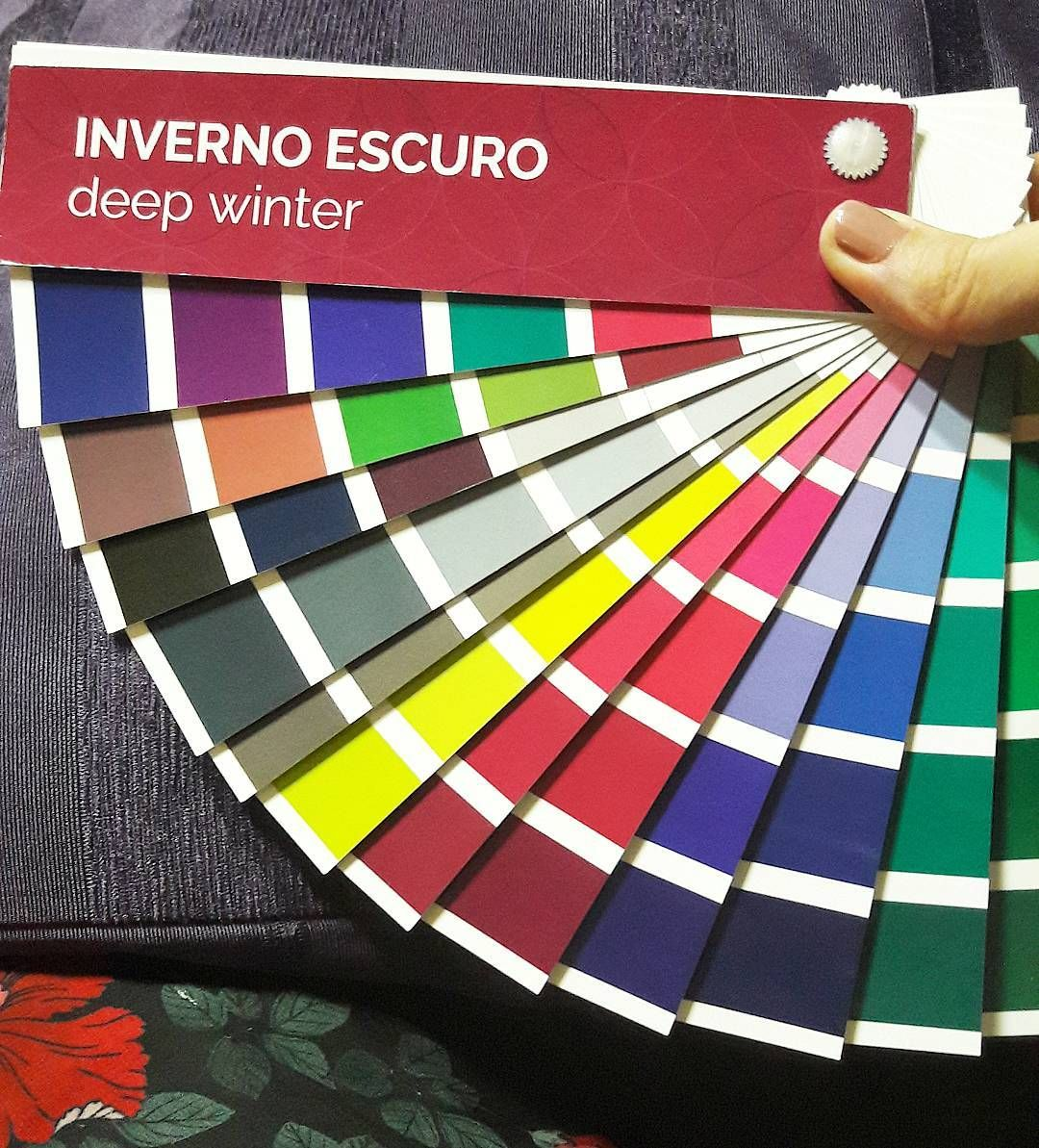 Aprenda como combinar cores no seus looks