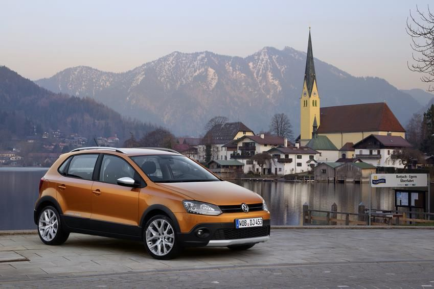 Vw Cross Polo Off Road Suv Crossover Pinterest Vw And Cars