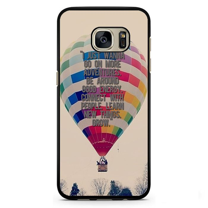Adventure Baloon Phonecase Cover Case For Samsung Galaxy S3 Samsung Galaxy S4 Samsung Galaxy S5 Samsung Galaxy S6 Samsung Galaxy S7