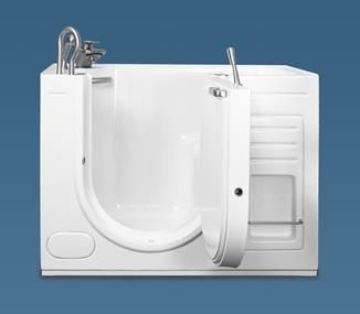 Os 5126 Out Swing Walk In Tub With Images Walk In Tubs Spa