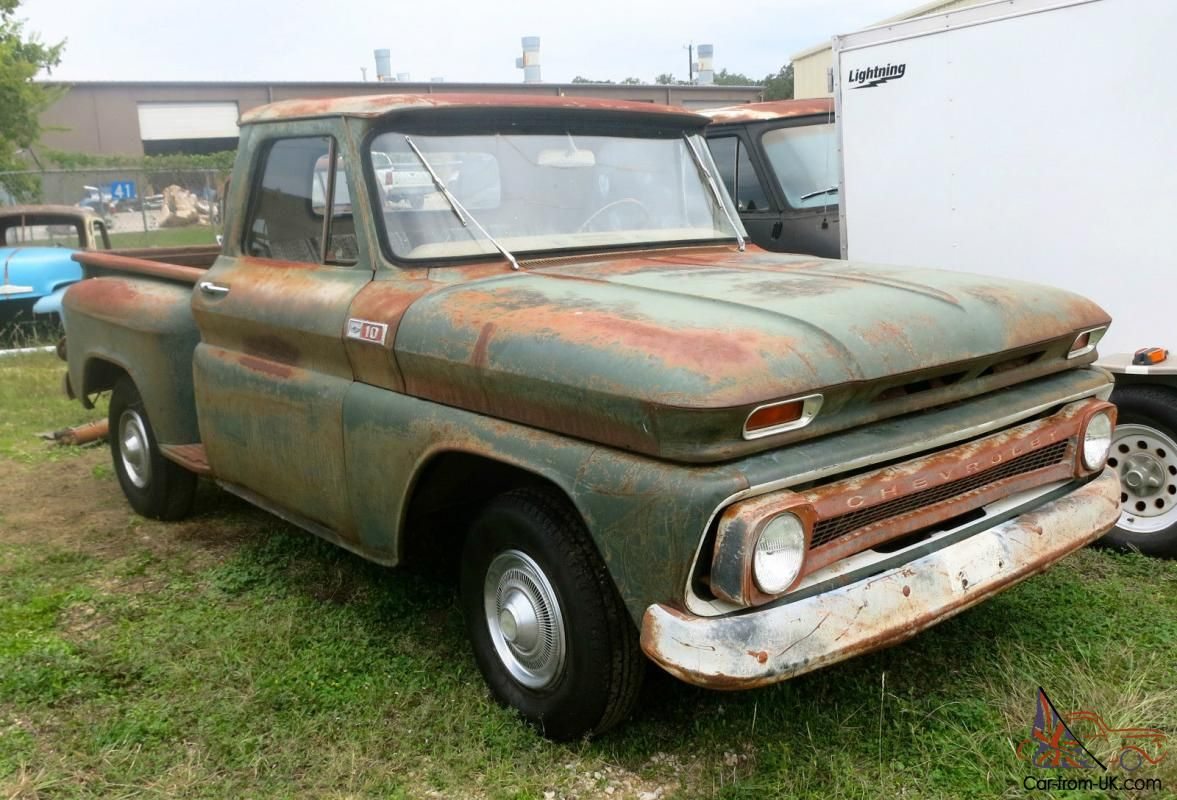 1965 chevrolet c10 chevy stepside chevy pickups c10 trucks chevrolet trucks 1965 [ 1177 x 800 Pixel ]