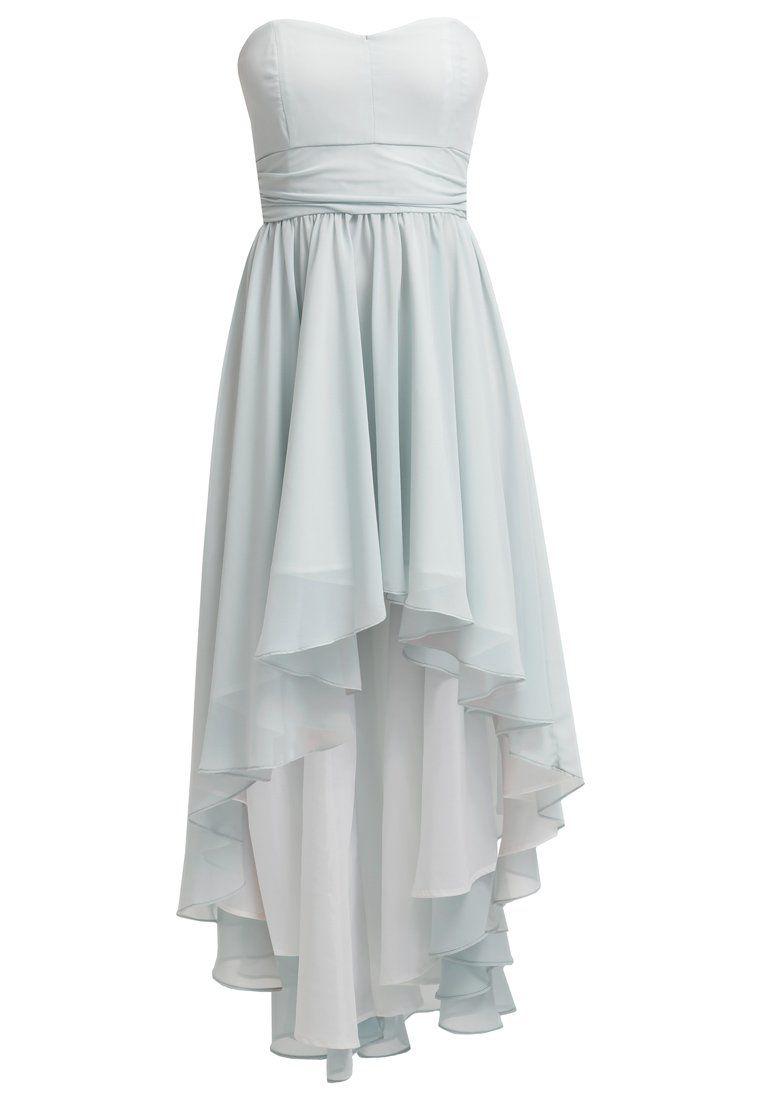 Swing Cocktailkleid / festliches Kleid - weißgrün - Zalando.de ...