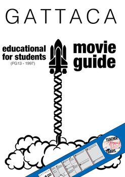 Movie Guide Gattaca Pg13 1997 I The Best To Get Your Student Thinking About Future Thi Or That Question Essay Questions