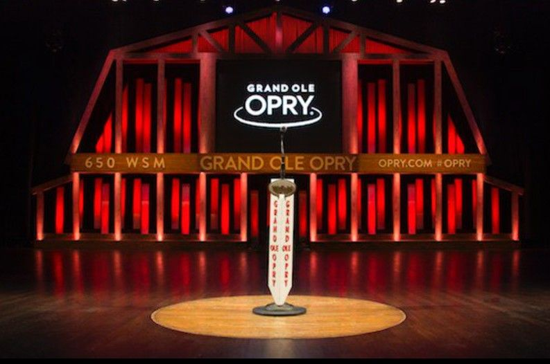 Grand Ole Opry Tickets >> How The Grand Ole Opry Survived The Historic Nashville