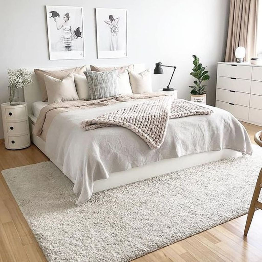 32 Perfect White Bedroom Ideas To Get Elegant Accent It Is A