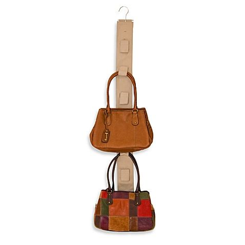 Charmant This Easy To Use Handbag HangUp Natural Purse Hanger Will Organize Your  Handbags And