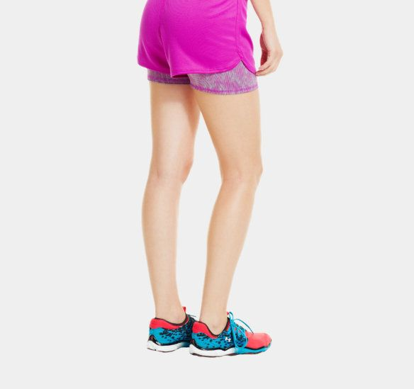 Women's UA Contend 2-In-1 Short | Under Armour US