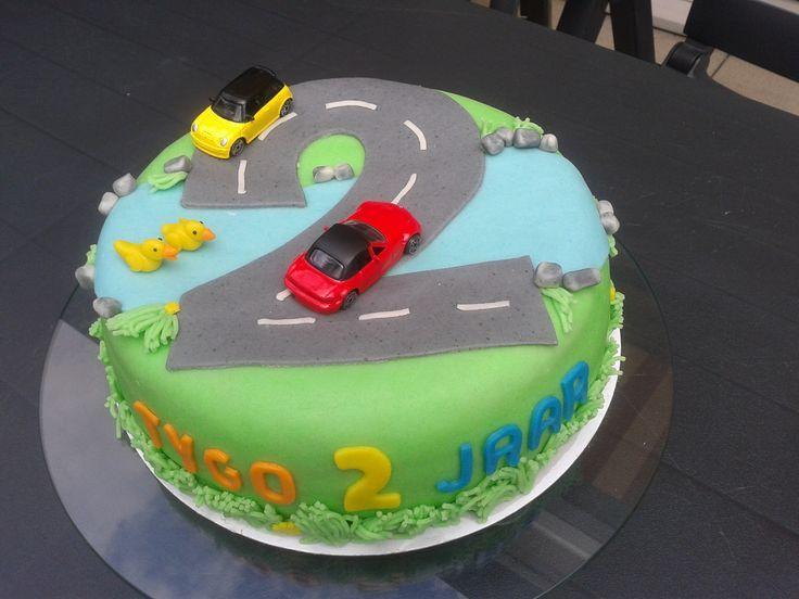 Torte auto Twinke Baking: