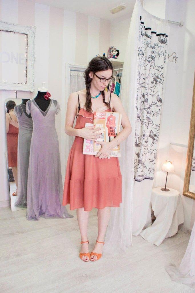 ASTONISHWorld presents emerging fashion designer Nikita Nipone #Madrid #Malasaña