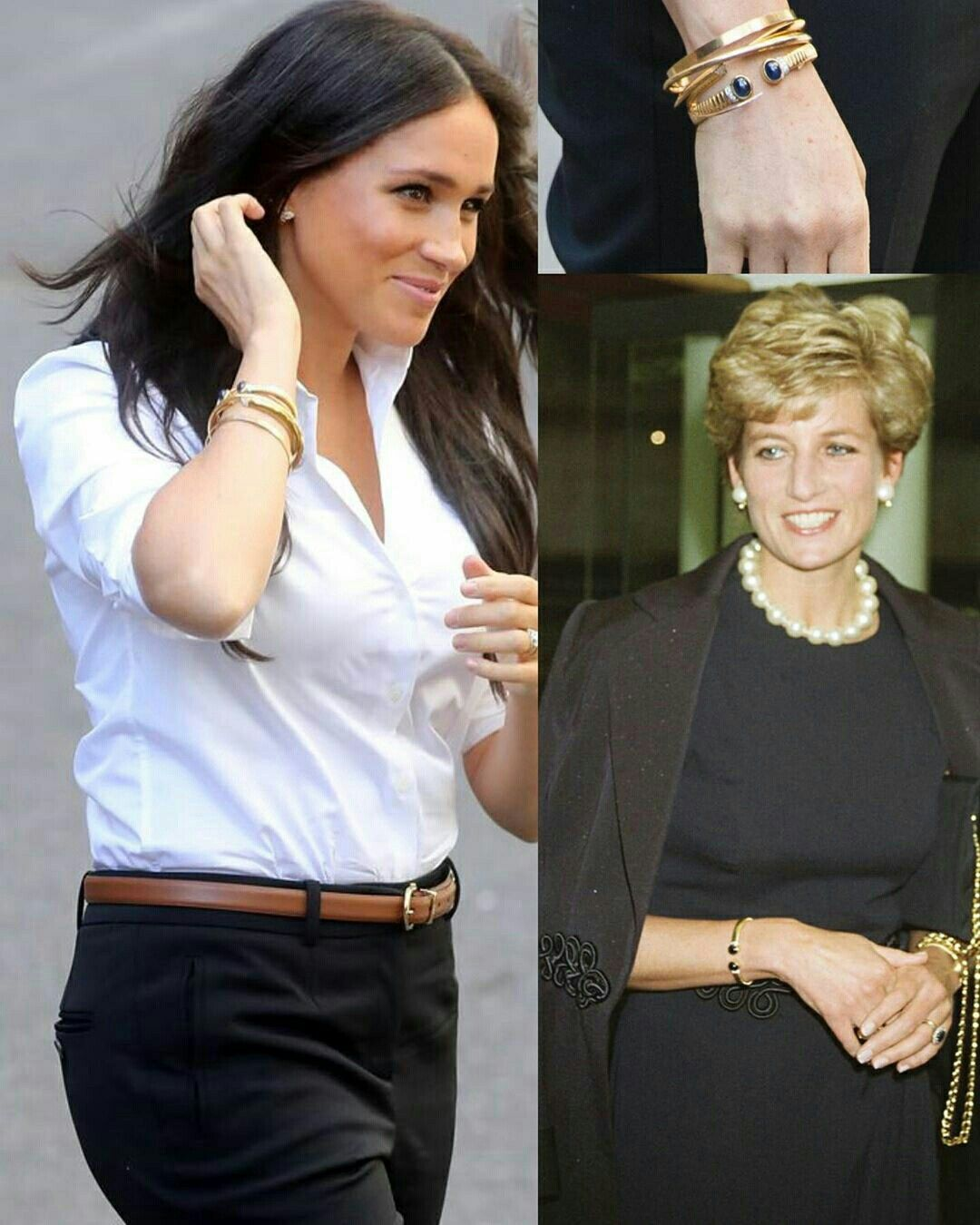 meghan markle the duchess of sussex wearing princess diana jewelry princess meghan prince harry and megan meghan markle style meghan markle the duchess of sussex