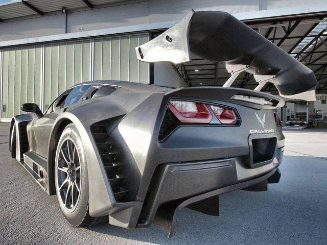 Corvette C7 GT3-R de Callaway est au-delà ridicule et voici pourquoi