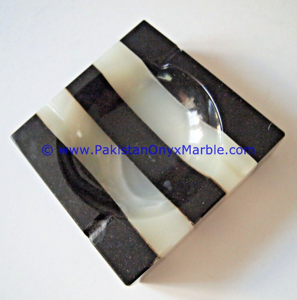 Pin By Pakistan Onyx Marble On Onyx Cigar Ashtrays White Onyx Black Marble Strips Onyx Handcarved Natural White Onyx Black Marble Onyx
