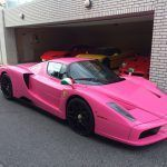 Pink Ferrari Enzo Emerges in Japan - GTspirit  #pink #ferraripink #ferrari #pinkferrari Pink Ferrari Enzo Emerges in Japan - GTspirit  #pink #ferraripink #ferrari #pinkferrari