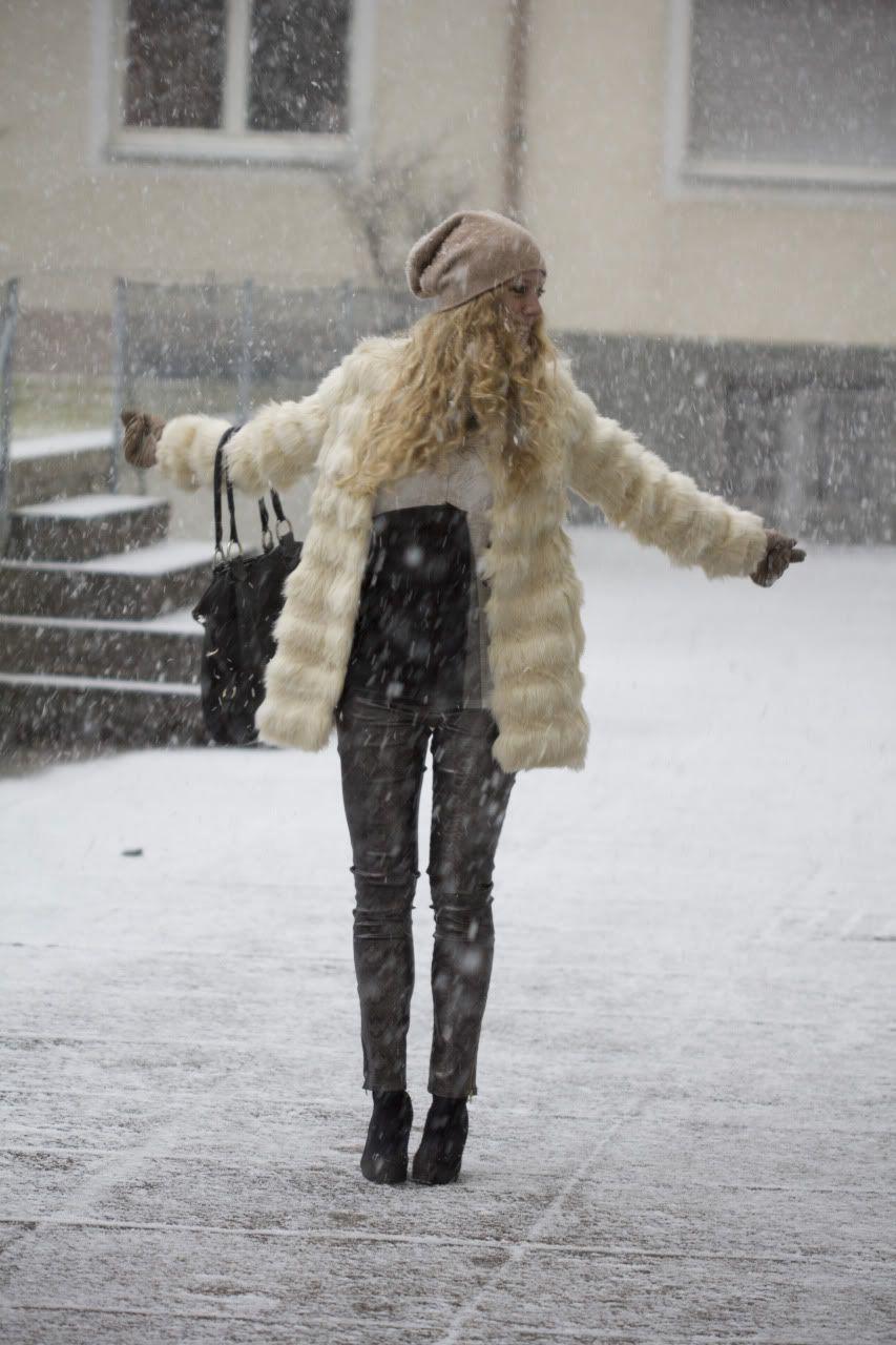 can't wait that it snows #snow #oldoutfit