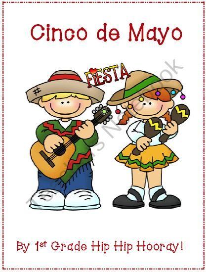 Cinco De Mayo A Mexican Fiesta From First Grade Hip Hip Hooray