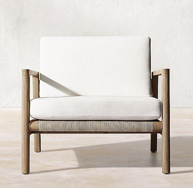 Mesa Teak Lounge Chair Mobiliario Sillas Muebles