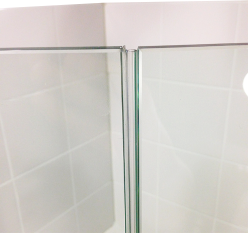 Shop Wide Range Of Frameless Glass Shower Door Seals Seal The Door