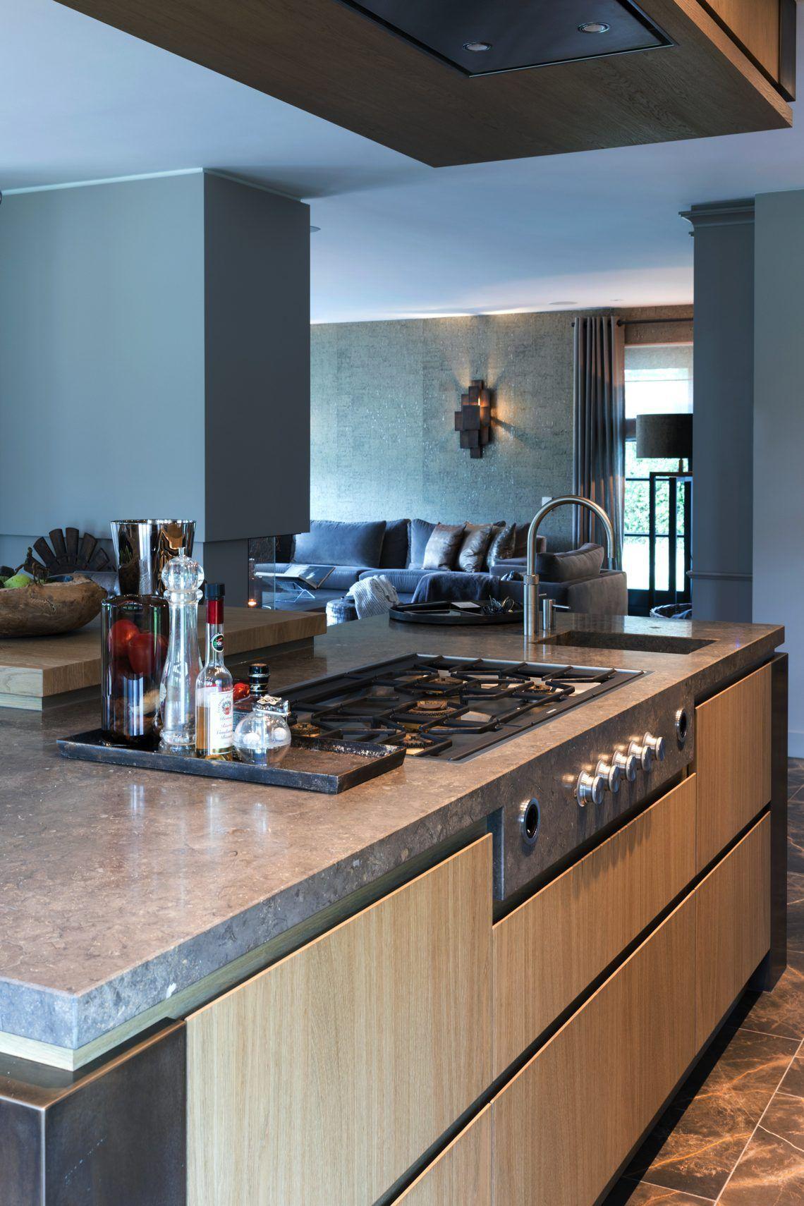 Top 50+ Kitchen Island Ideas and Design in 2018 | Kitchen wood ...