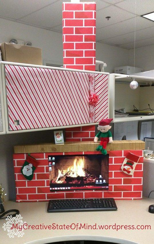 merry christmas christmas office christmas decorations rh pinterest com