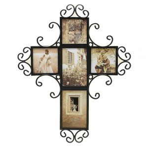 $19, Walmart Fetco Home Decor Tuscan Alton Five Opening Wall ...
