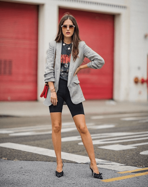 bc3df4feff Instagram Biker Short Outfit Ideas To Try | Style Inspiration ...