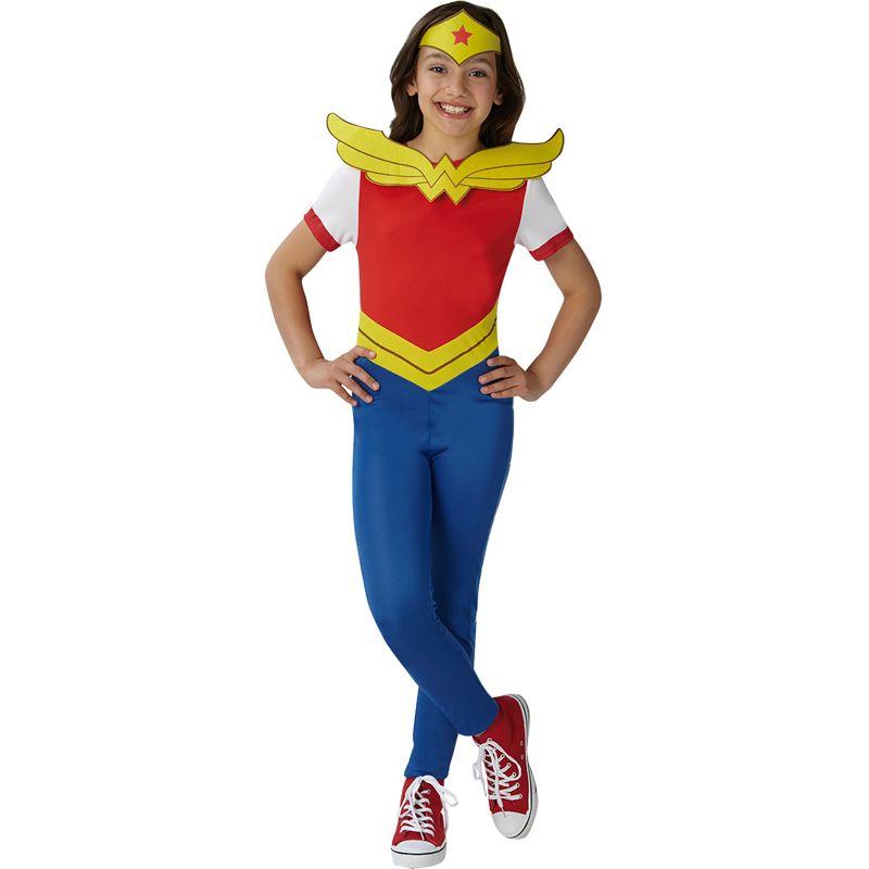 d guisement wonder woman enfant dc comics costumes enfants 2015 2016 deguisement costume. Black Bedroom Furniture Sets. Home Design Ideas
