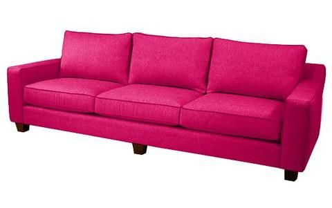Seating Meridian Fuschia Sofa Vielle And Frances