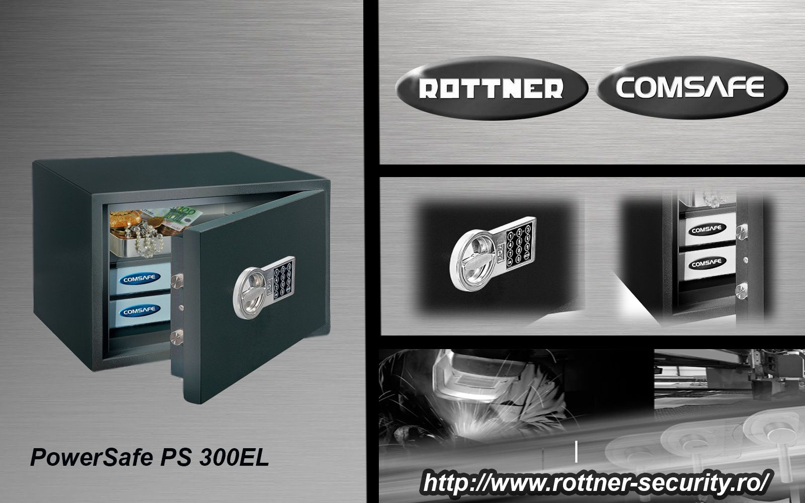 ##ROTTNER##COMSAFE##  http://www.rottner-security.ro/seif-mobila-power-safe-ps-300-electronic.html