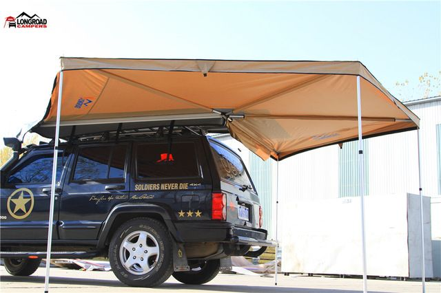 Source 270 Degree 4x4 car wing awning on m.alibaba.com ...