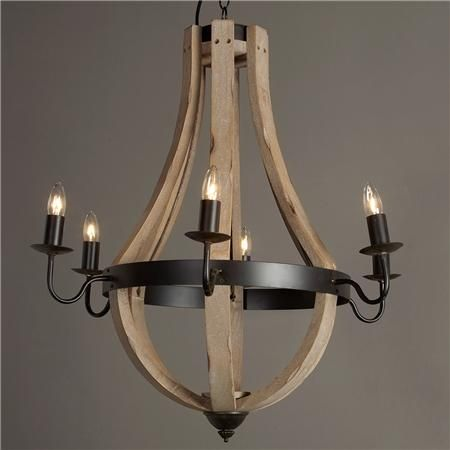 Wooden wine barrel stave chandelier barrels chandeliers and lights wooden wine barrel stave chandelier available in 9 colors seaglass turquoise aloadofball Gallery