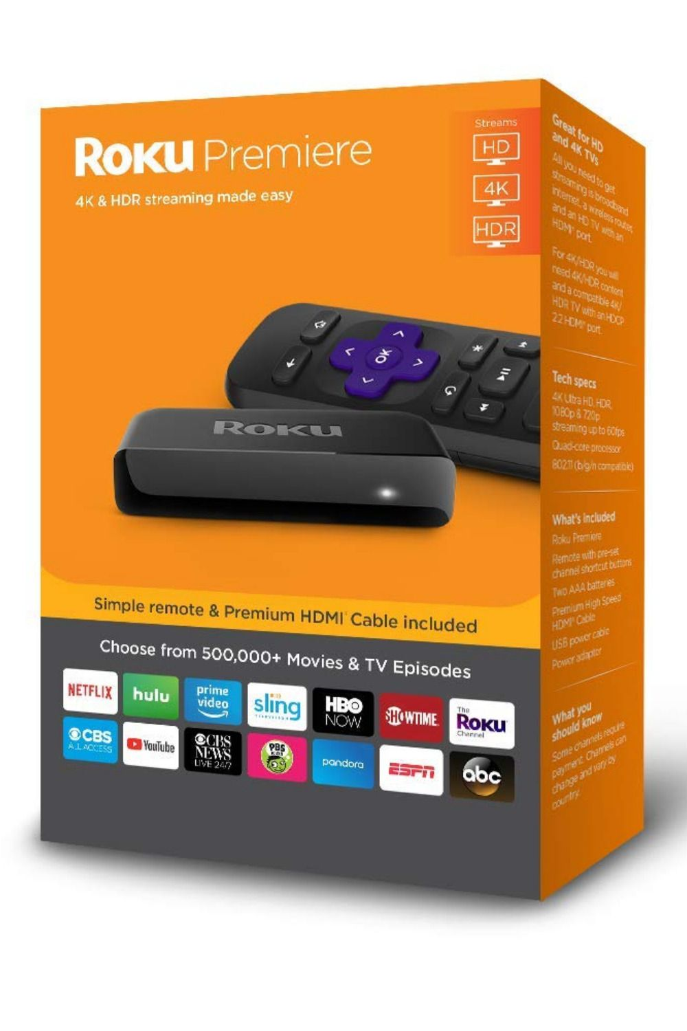 The new Roku Premiere is the simple way to start streaming
