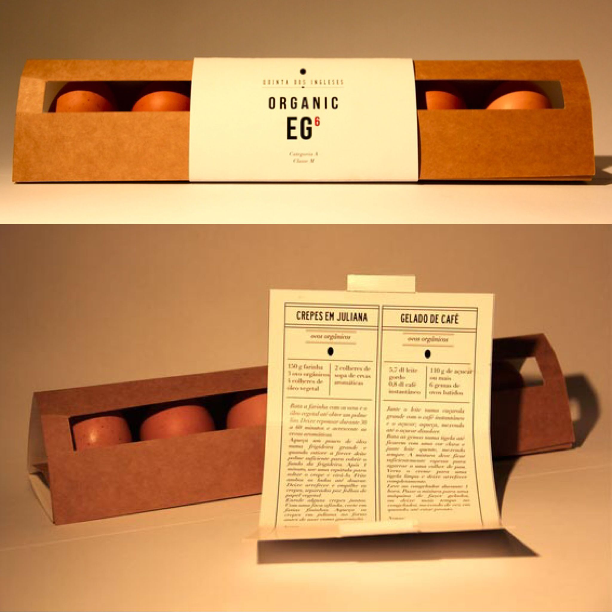 40 Brilliant Under The Stairs Employment Ideas: 40 Brilliant Egg Packaging Design Ideas