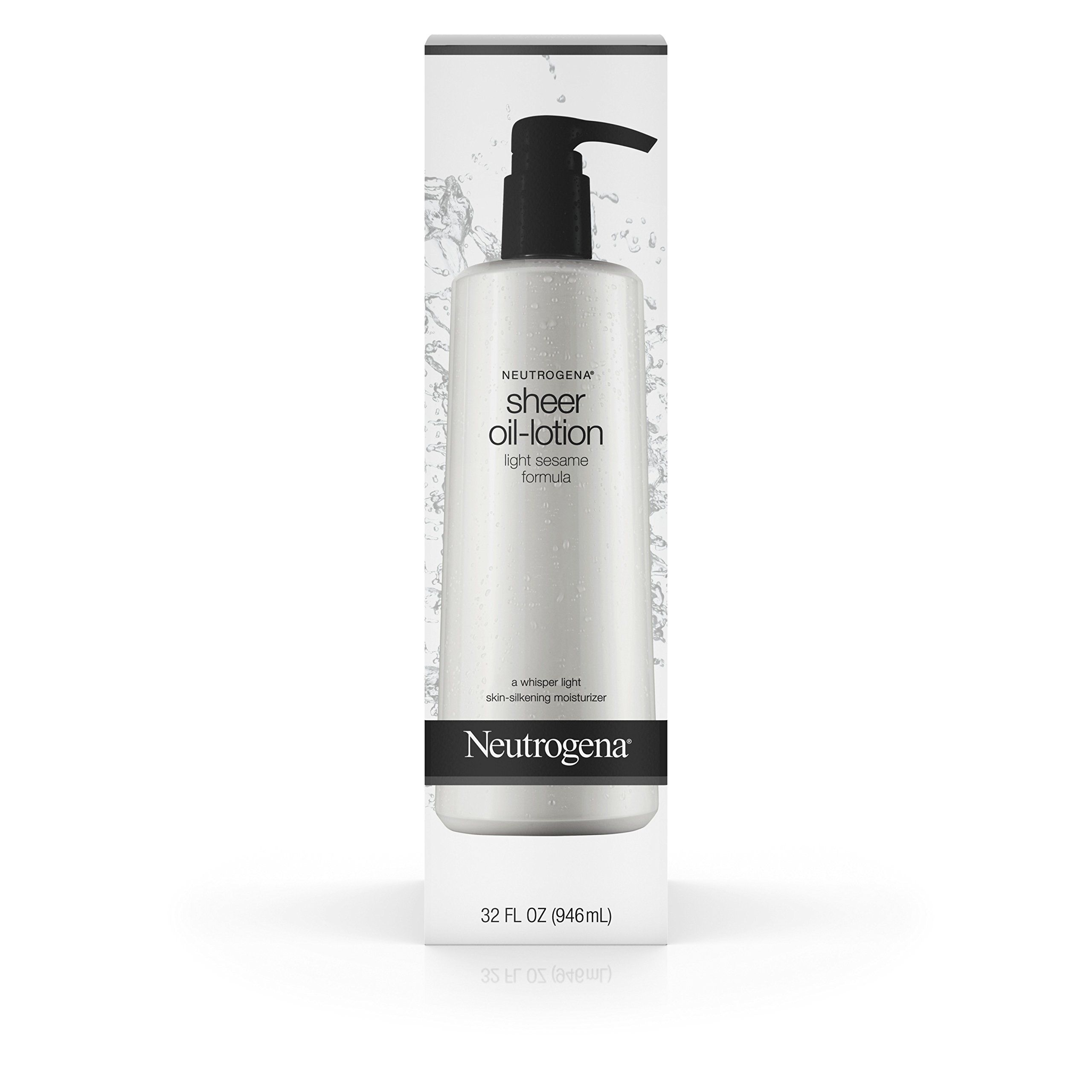 Neutrogena Body Lotion For Dry Skin Light Sesame Formula