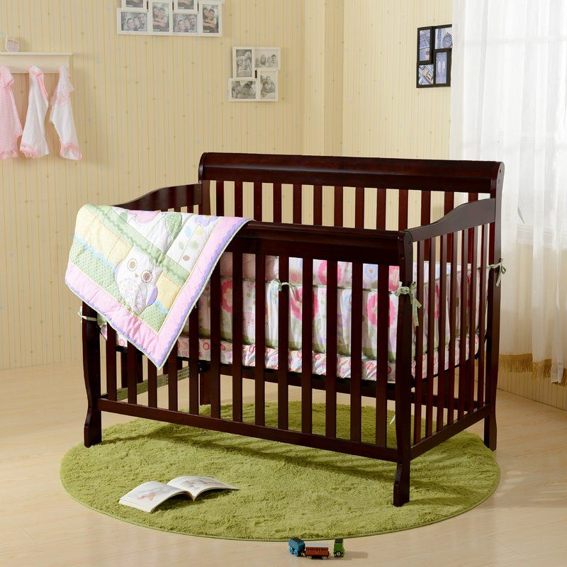 Elba 4in1 Convertible Crib Cribs, Convertible crib