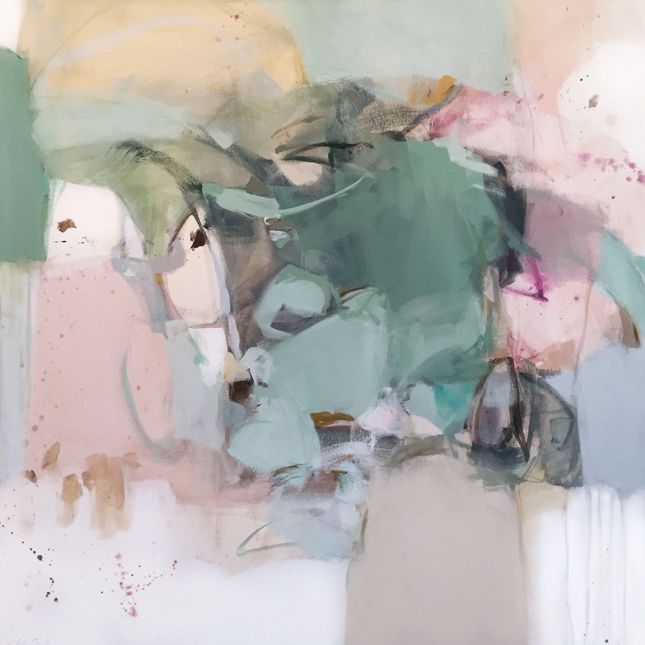 Mandarin Isle Acrylic Canvas Christina Baker
