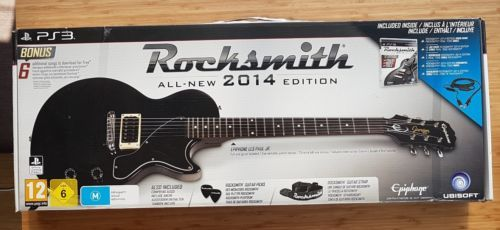 Rocksmith 2014 Edition with Epiphone Les Paul JR & Real Tone