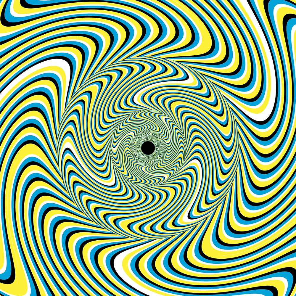 Color game trick - These Optical Illusions Trick Your Brain With Science