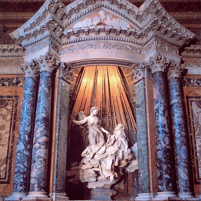 the ecstasy of st teresa gian lorenzo bernini art sculptures  biography of gian lorenzo bernini gallery gian lorenzo bernini the complete