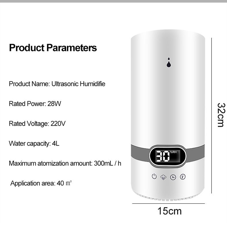 Humidifier Cool Mist in 2020 Cool stuff, Mists, Humidifier