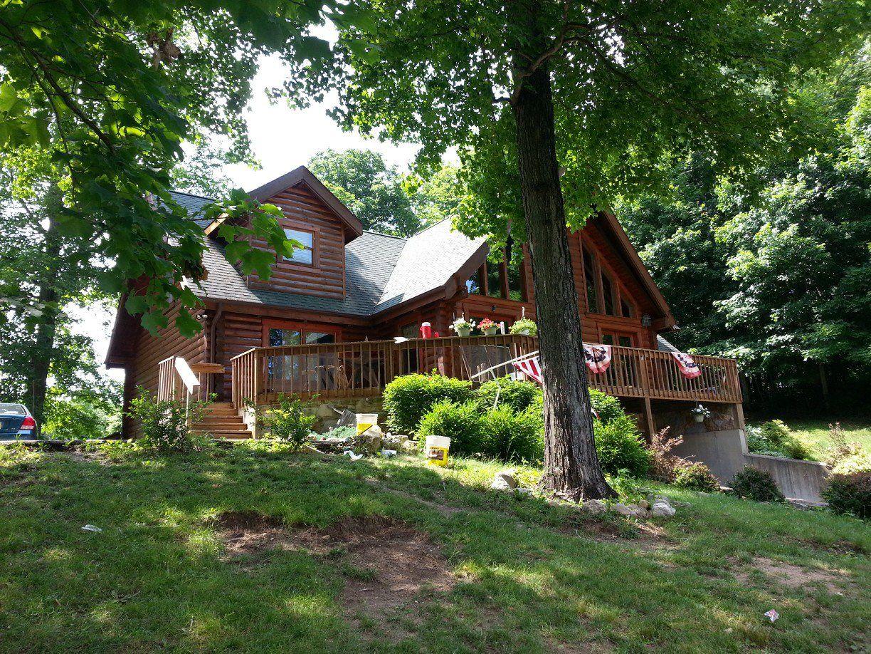ohio log home dream homes pinterest ohio logs and